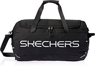 Skechers S544 Santa Monica Travel Bag, Black, 33 Centimeters