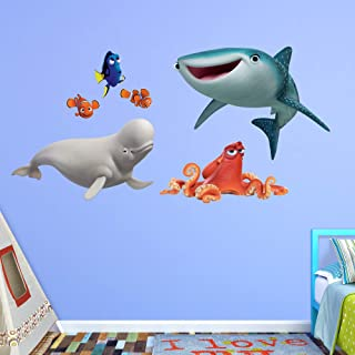 FATHEAD Finding Dory: Collection-Giant Officially Licensed Disney/Pixar Removable Wall Decal