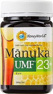 HoneyWorld Raw Manuka UMF23+, 500g