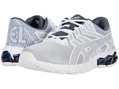 ASICS GEL-Quantum(r) 90 2 (White/Piedmont Grey) Men