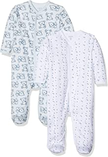 Amazon Exclusiva: Care Pijama para Bebé Niño, Pack de 2