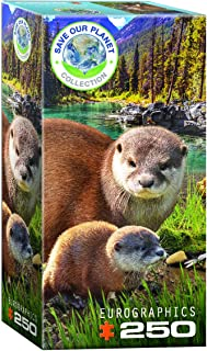 EuroGraphics Otters 250-Piece Puzzle