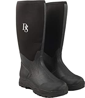 Mens Classic Rubber Work Boots
