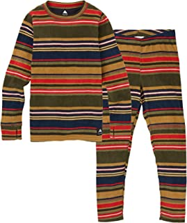 Burton Fleece Set Conjuntos Térmicos, Niños