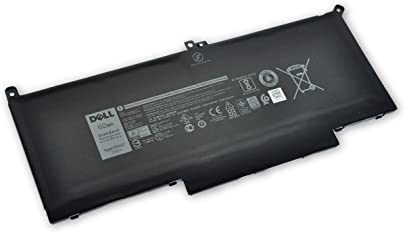 Dell Latitude 7280  7480 60WHr 4-Cell Primary Battery DM3WC F3YGT 451-BBYE