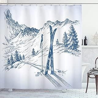 Best snow shower curtain Reviews