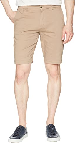 Ben Sherman - Stretch Sueded Sateen Shorts