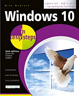 Windows 10 in easy steps - Special Edition, 2nd Edition: Covers the Creators Update