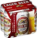 キリン ラガービール 6缶パック 500ml×6本