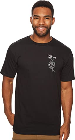 Volcom - Swingers Saloon Short Sleeve Tee