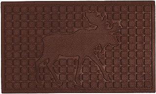 DII Hog Mat Doormat, 18 x 30, Moose