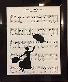 Ready Prints Mary Poppins Artwork Print Picture Poster Home Office Bedroom Nursery Kitchen Wall Decor - unframed