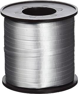 Unique Industries Unique Industries, Curling Ribbon, 500 Yard - Silver - 4869