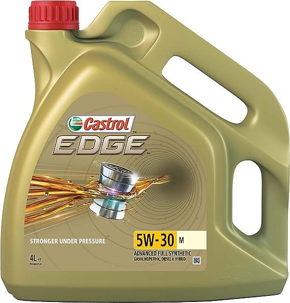 Castrol Edge 5w 30 M Engine Oil 4l Auto