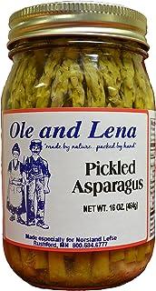 Ole & Lena Pickles (Pickled Asparagus)