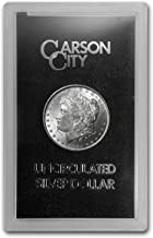 1884 CC Morgan Dollar BU (GSA) $1 Brilliant Uncirculated