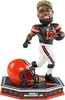 Odell Beckham Jr. (Cleveland Browns) Removable Helmet Bobblehead by Foco