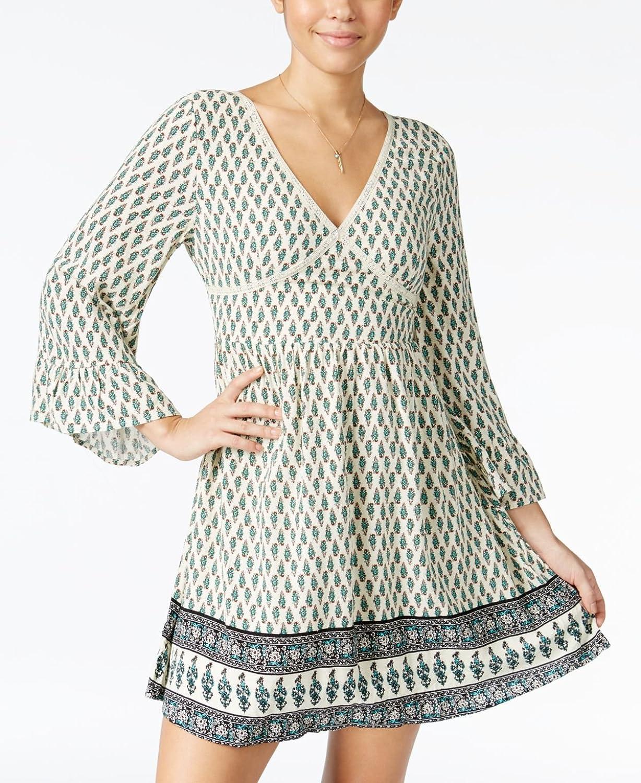 American Rag Womens Bell Peasant Dress