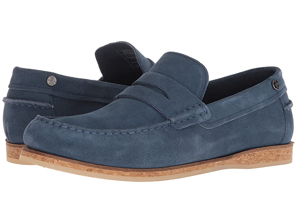 Original Penguin Charles 2 (Blue Suede) Men