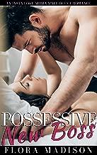 Possessive New Boss: An Instalove Alpha Male Office Romance (Possessive Billionaire Bosses Book 1)