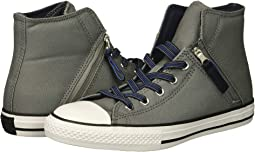 Chuck Taylor All Star Pull-Zip - Hi (Little Kid/Big Kid)