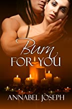 Burn For You (Mephisto Series Book 3)