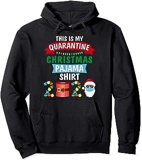 2020 divertidos regalos de pijama de Navidad para la familia Sudadera con Capucha