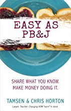 Easy As PB&J: Share What You Know. Make Money Doing It.