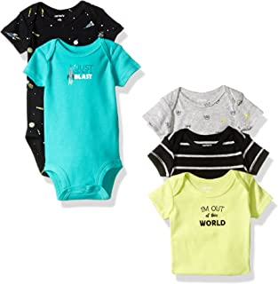 Carter's Baby Boys' Multi-pk Bodysuits 126g334