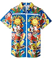 Moschino Kids - Foodie Graphic Tee (Big Kids)