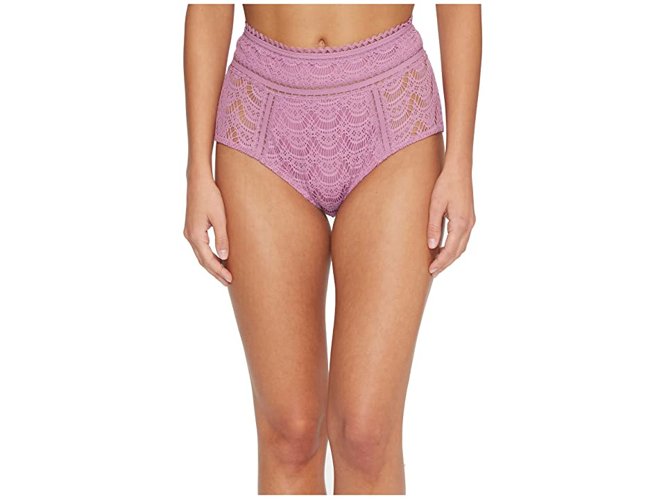 BECCA by Rebecca Virtue Color Play High-Waist (Mauve) Women