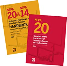 NFPA 20 and Stationary Fire Pumps and Standpipe Systems Handbook Set, 2019 Edition