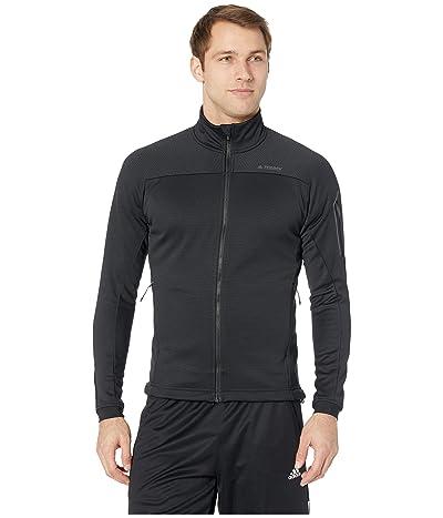 adidas Outdoor Terrex Stockhorn Fleece Jacket (Black 2) Men