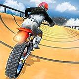 Impossible Mega Ramp Moto Bike Tricky Stunts 2019