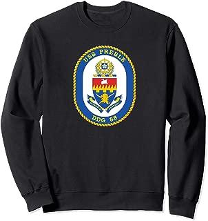 USS Preble DDG-88 Sweatshirt