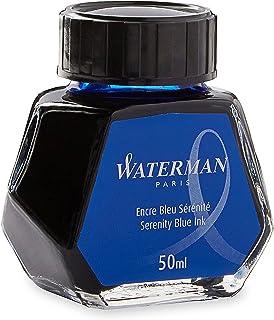 Waterman Ink 50ml - Serenity Blue