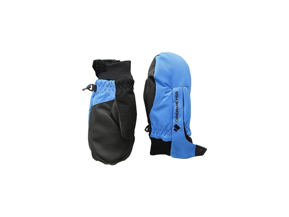 Obermeyer Kids Thumbs Up Mitten (Little Kids/Big Kids) (Stellar Blue) Extreme Cold Weather Gloves