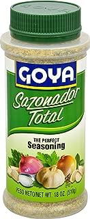 Goya Foods Sazonador Total Seasoning, 18 Ounce