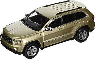 2011 Jeep Grand Cherokee Gold 1/24 by Maisto 31205