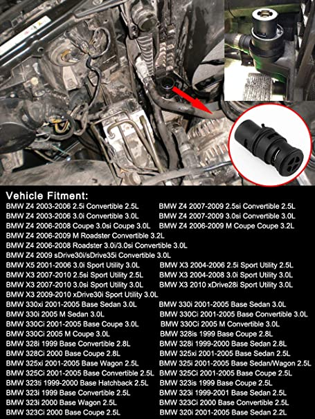 Details about  /New Oil Thermostat for BMW 323i 1999-2008