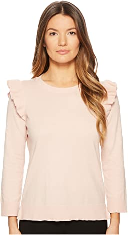 Kate Spade New York - Ruffle Sweater