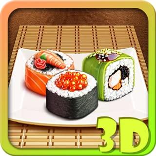 Super Sushi Restaurant 3D