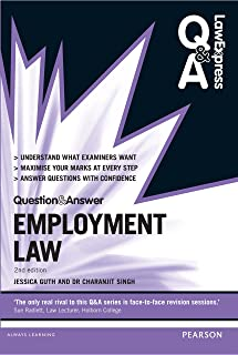 Law Express Question and Answer: Employment Law (Law Express Questions & Answers)