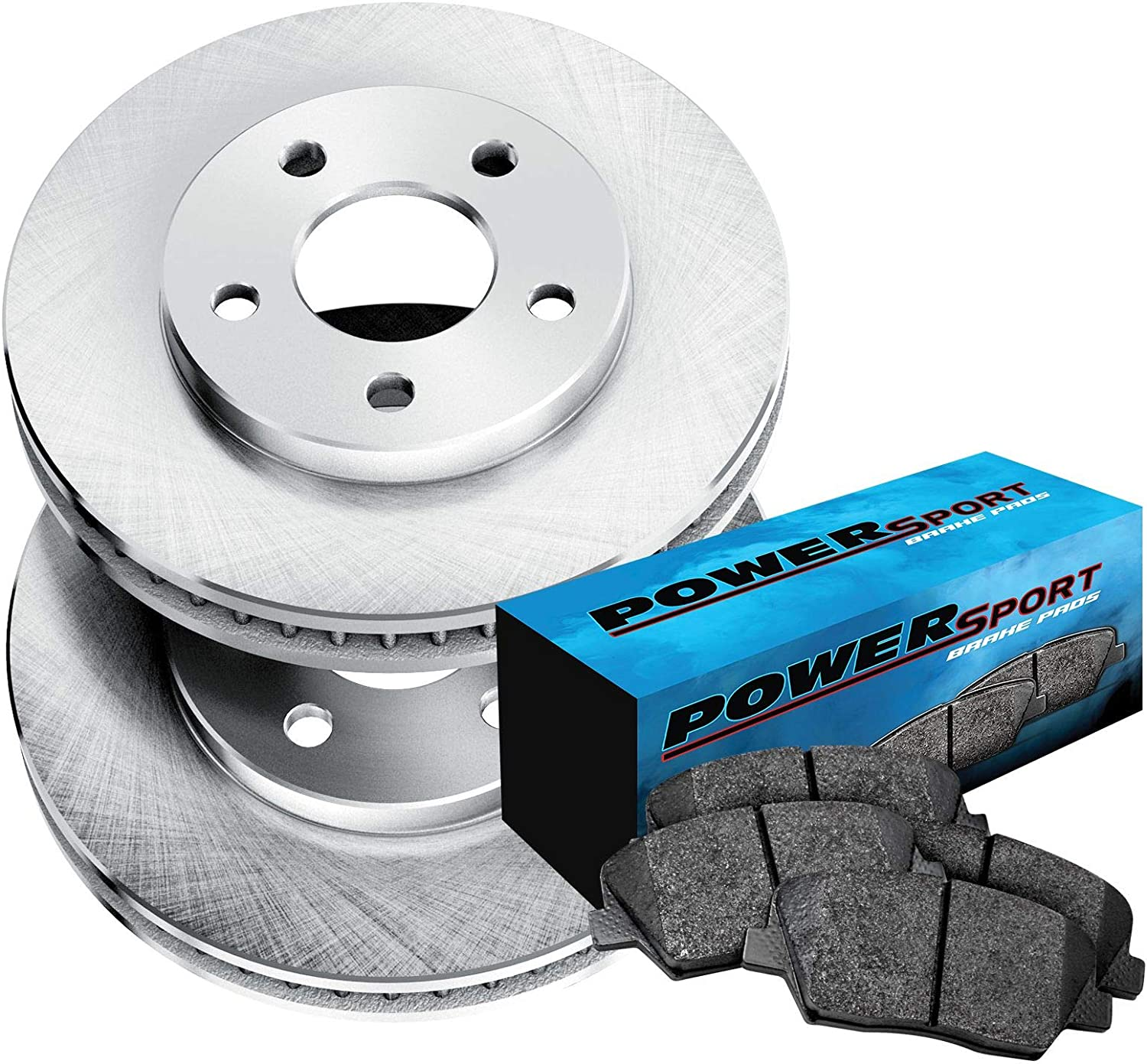 Fit 2003-2011 Lincoln Town Oakland Mall Car OFFicial shop Brake Front Rotors+Ce Sport Blank