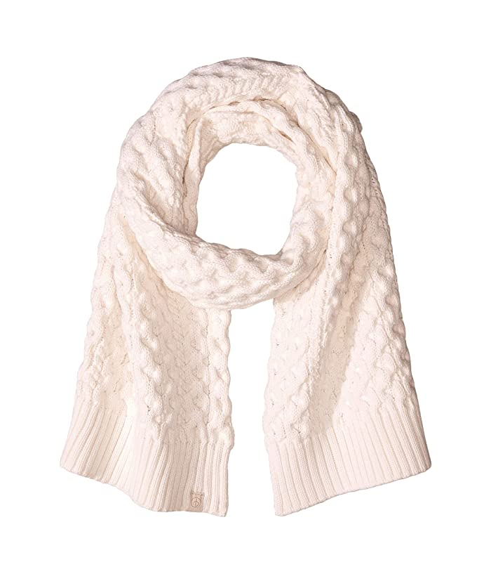 rag and bone  Aran Scarf (Ivory) Scarves