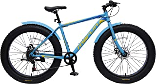Marlin Bikes Rock Rider Fatbike Bicycle, 26X4.0 Inches (Blue)