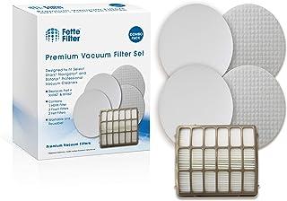 Fette Filter - Vacuum Filters Compatible with Shark Navigator Professional NV70, NV80, NV90,