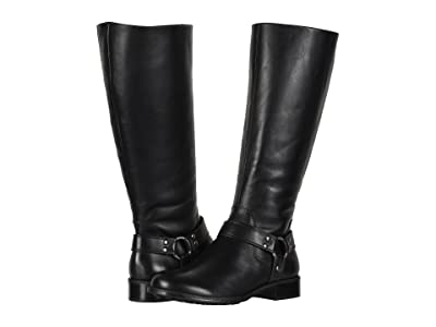Walking Cradles Kristen Extra Wide Calf (Black) Women