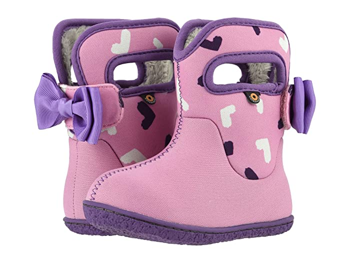 Bogs Kids Baby Bogs Hearts (Toddler)