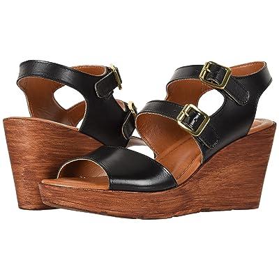 Bella-Vita Ani-Italy (Black Italian Leather) Women